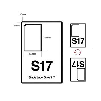 S17 Integrated Labels